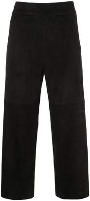 Sylvie Schimmel wide leg cropped pants