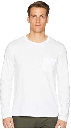 Todd Snyder Made In The USA Pocket Long Sleeve T-Shirt Men's T Shirt