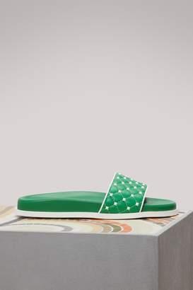 Valentino Free Rockstud sandals