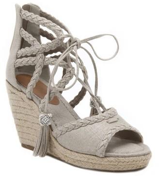 Rampage Carlita Women's Espadrille Wedge Sandals