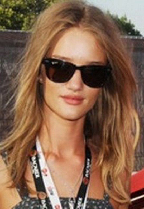 Original Wayfarer 50mm Sunglasses  - as seen on Rosie Huntington - by Ray-Ban