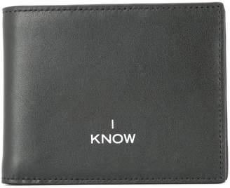 Ports V I know wallet