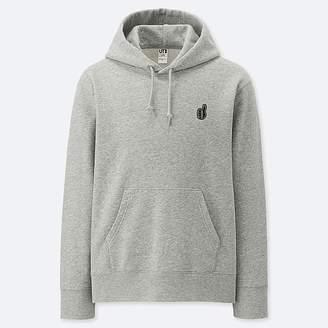 Uniqlo Pieter Ceizer Graphic Hooded Sweatshirt