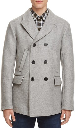 Billy Reid Bond Pea Coat $695 thestylecure.com