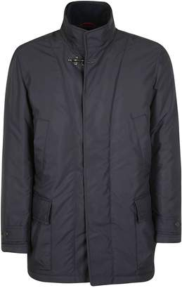 Fay Double Zip Technical Coat