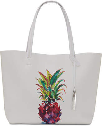 Vince Camuto Maro Pineapple Large Tote $148 thestylecure.com