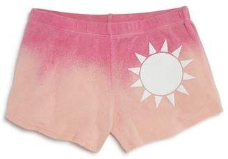 Play Six Girls' Dip-Dyed Sun Shorts - Little Kid