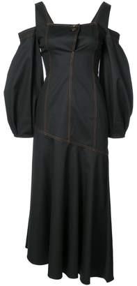 Ellery off shoulder dress