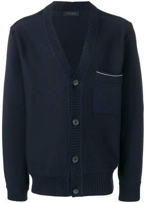 Falke V-neck button cardigan