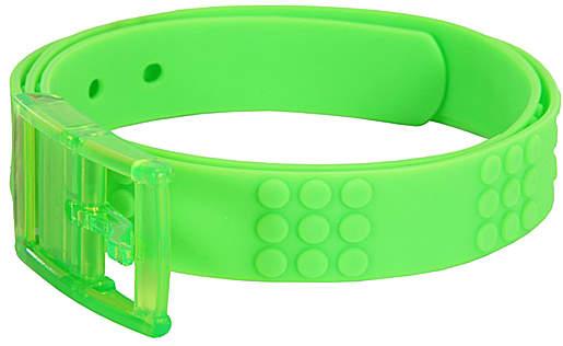 Neon Green Adjustable Candy Belt