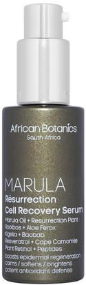 African Botanics Resurrection Cell Recovery Serum