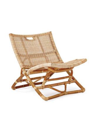 Serena & Lily Palisades Chair - Natural