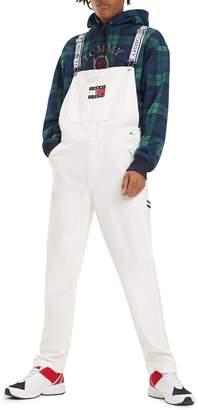 Tommy Jeans Crest Denim Overalls