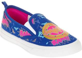 Wonder Woman Girls' Canvas Casual Shoe