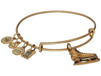 Alex and Ani Team USA Ice Skate Bangle Bracelet