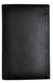 Royce RFID Blocking Credit Card Case Leather Wallet