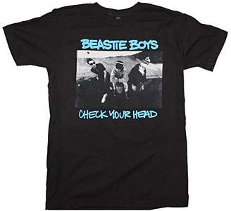 FEA Beastie Boys Check Your Head Adult Soft T-Shirt