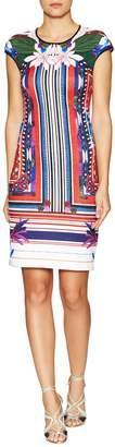 Clover Canyon Women's Botanical Scarf Dress
