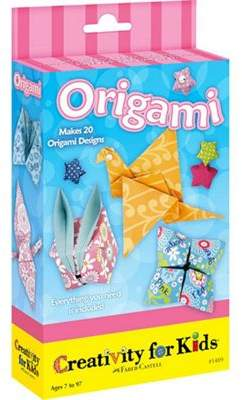 Creativity For Kids West Design Products Origami Kit