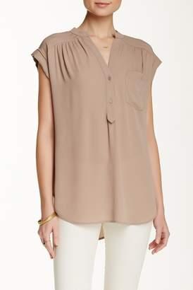 Pleione Short Sleeve Kim Blouse