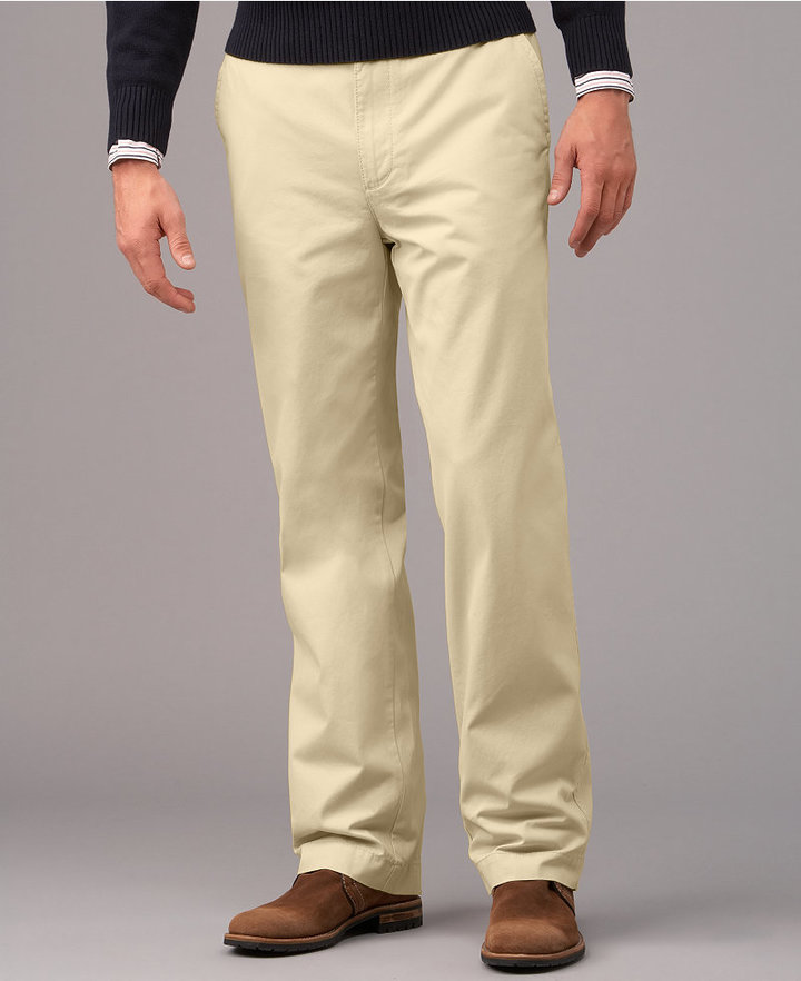 Tommy Hilfiger Pants, Core Classic Fit Chino