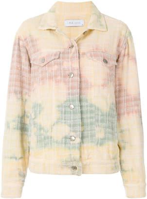 IRO notched collar jacket