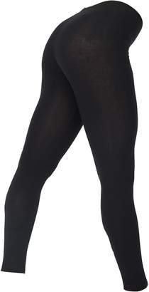 American Apparel Womens/Ladies Cotton Spandex Jersey Leggings (L)