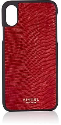 Vianel Lizard iPhone® X Case - Red