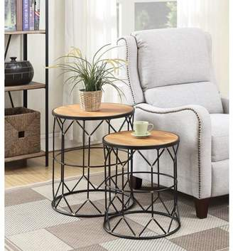 Convenience Concepts Sarasota Nesting End Table
