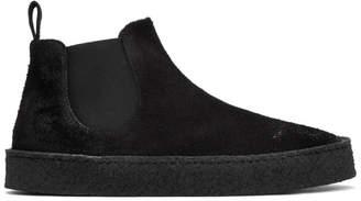 Marsèll Black Cassapara Chelsea Boots