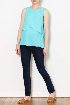 Kay Celine Charlotte Layered Top