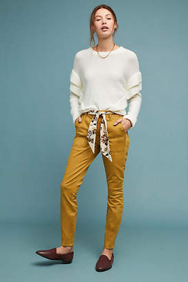 Anthropologie Jefferson Slim Utility Pants