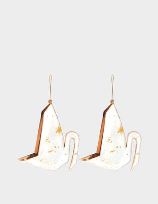 Stella McCartney Earring origami