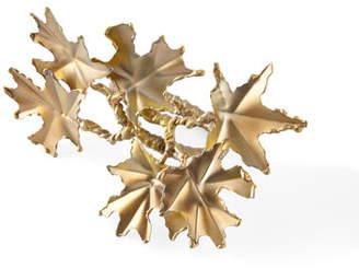 Kim Seybert Foliage Napkin Ring