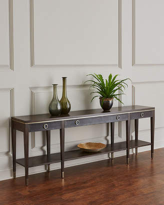 At Horchow · Bernhardt Clarendon Console Table