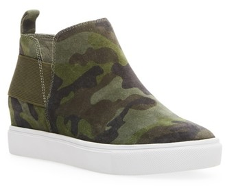 Steve Madden Shane Wedge Slip-On Sneaker