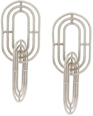Charlotte Valkeniers Minim earrings