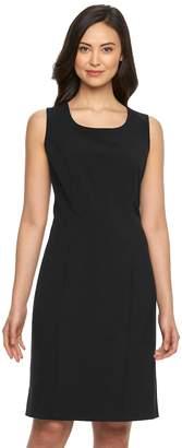 Briggs Women's Scoopneck Sheath Dress