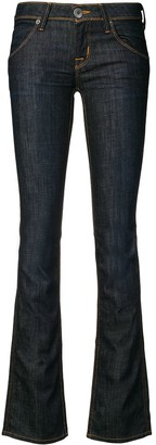 Hudson low rise slim fit jeans