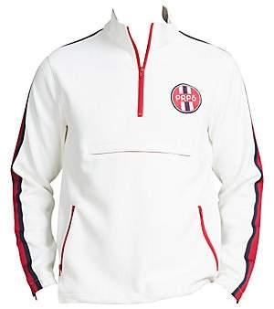 PRPS Men's Pullover Track Jacket