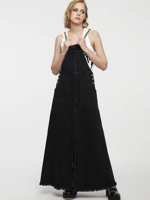 Diesel Dresses 0NAUC - Black - M