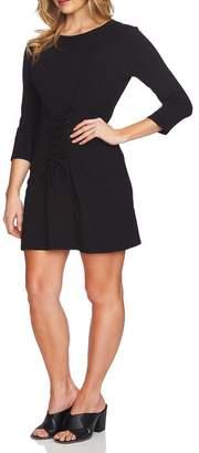 1 STATE 1.State Corset Detail Knit Dress