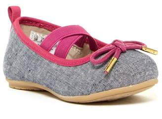 Dr. Scholl's Liah Mary Jane Flat (Toddler & Little Kid)