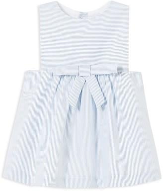 Jacadi Girls' Seersucker Dress - Baby $69 thestylecure.com