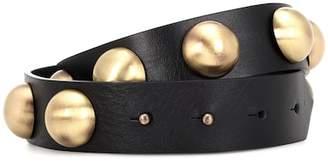 Philosophy di Lorenzo Serafini Embellished leather belt