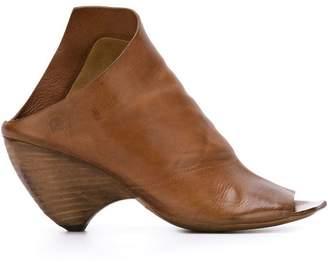 Marsèll open toe asymmetric sandals