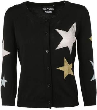 Moschino Star Cardigan