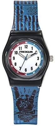 Freegun Boys' Analogue Quartz Watch with Plastic Strap EE5234