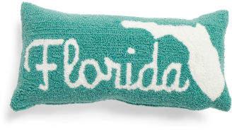 9x18 Florida Hook Pillow