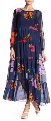 Luma Floral Maxi Dress